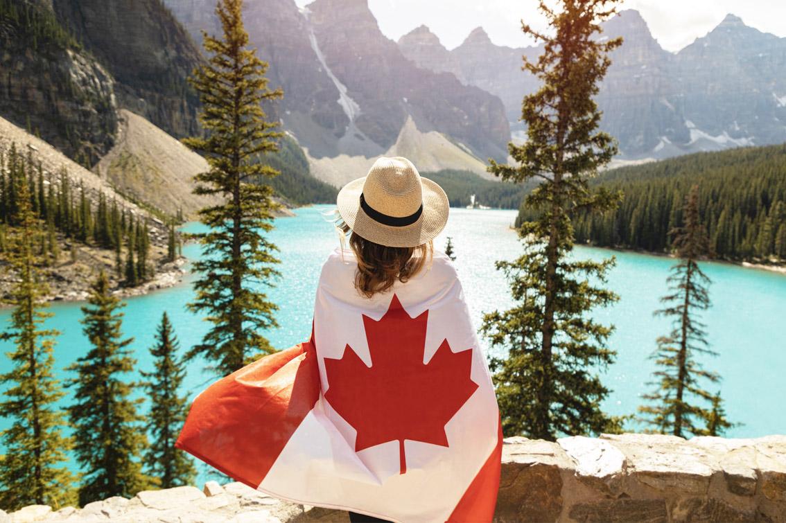 加拿大留遊學